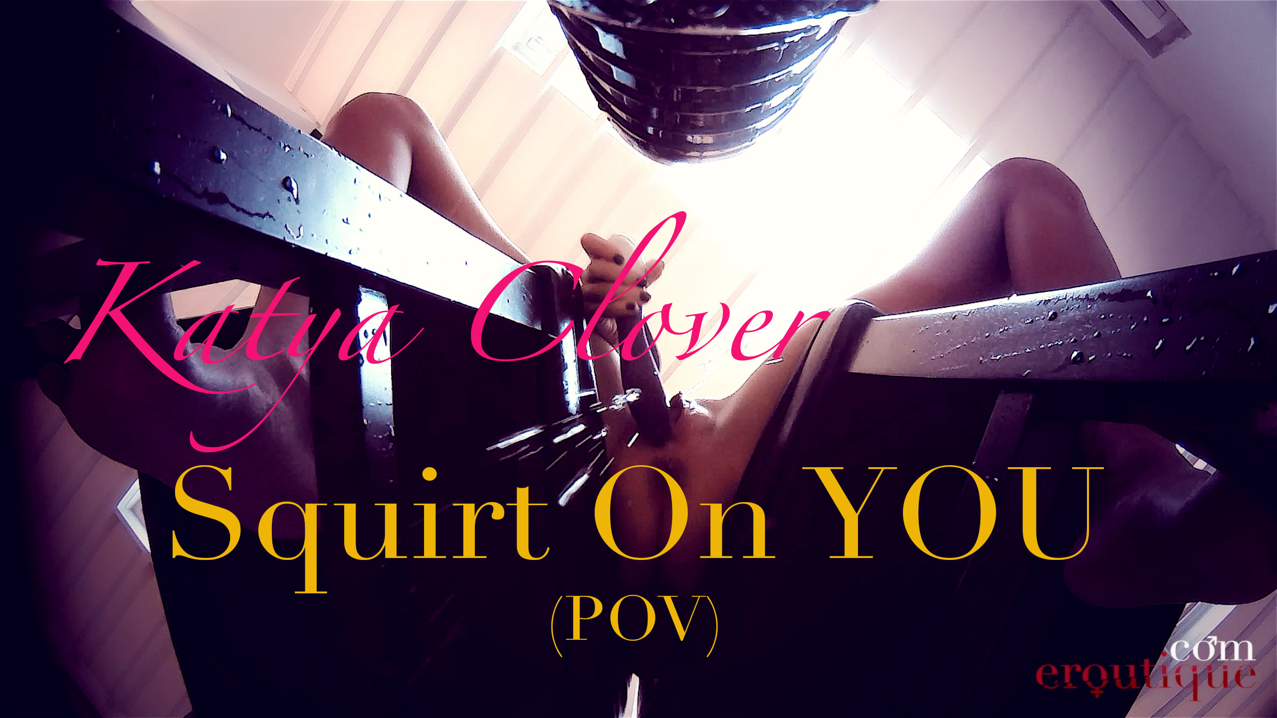 Squirt On YouCover